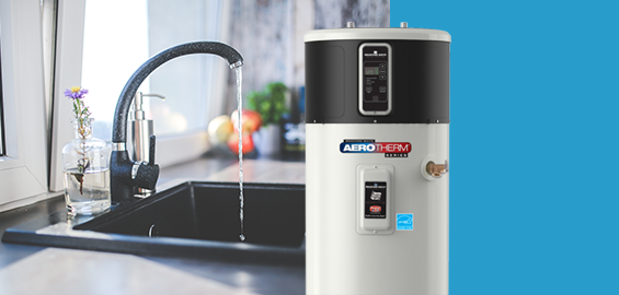 Heat Pump Water Heaters from Bradford White! Get yours today!