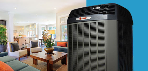 Trane heat pumps are will save you money, time and energy.