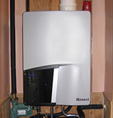 Rinnai boilers are effiicent heating systems.